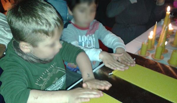 Laboratorio Candele Per Bambini Presso La Pro Loco Di Candelara
