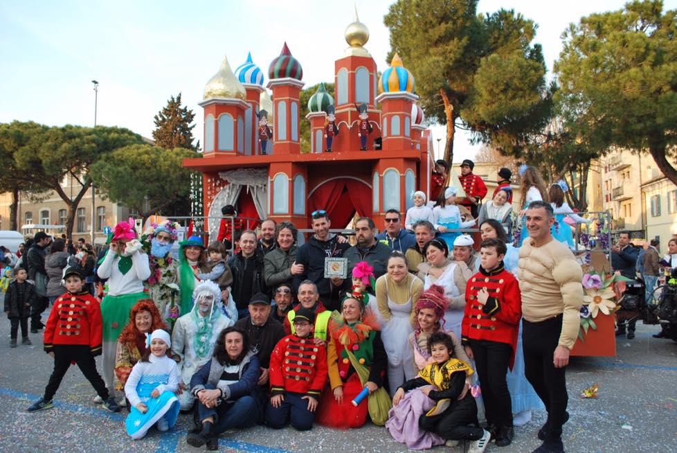 Carnevale a Candelara 2019