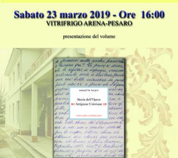 Storia dell'Opera Artigiane Cristiane