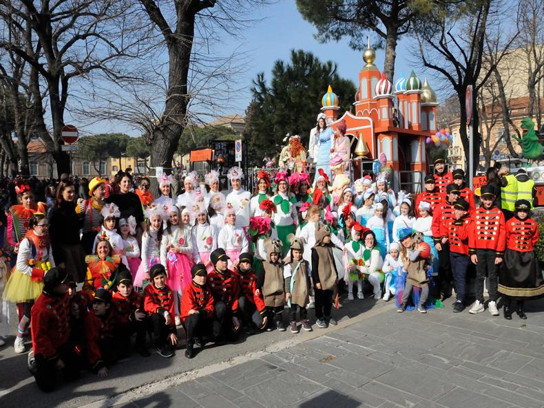 Carnevale a Candelara 2020
